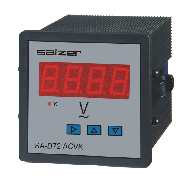 Digital Volt Meter : Name digital ac voltmeter